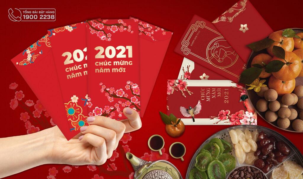 Bao lì xì 2021